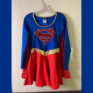 Deluxe Supergirl Cosplay Costume 🖤
